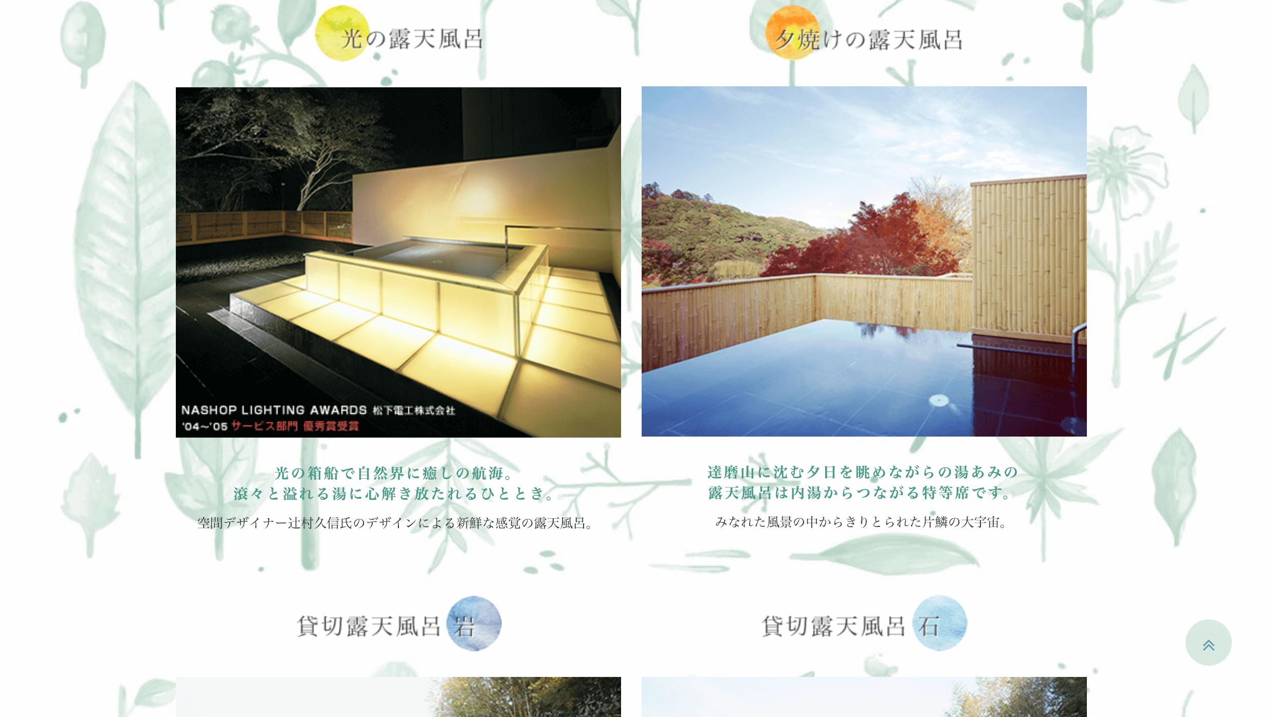 東府やResrots&Spa-Izuの温泉