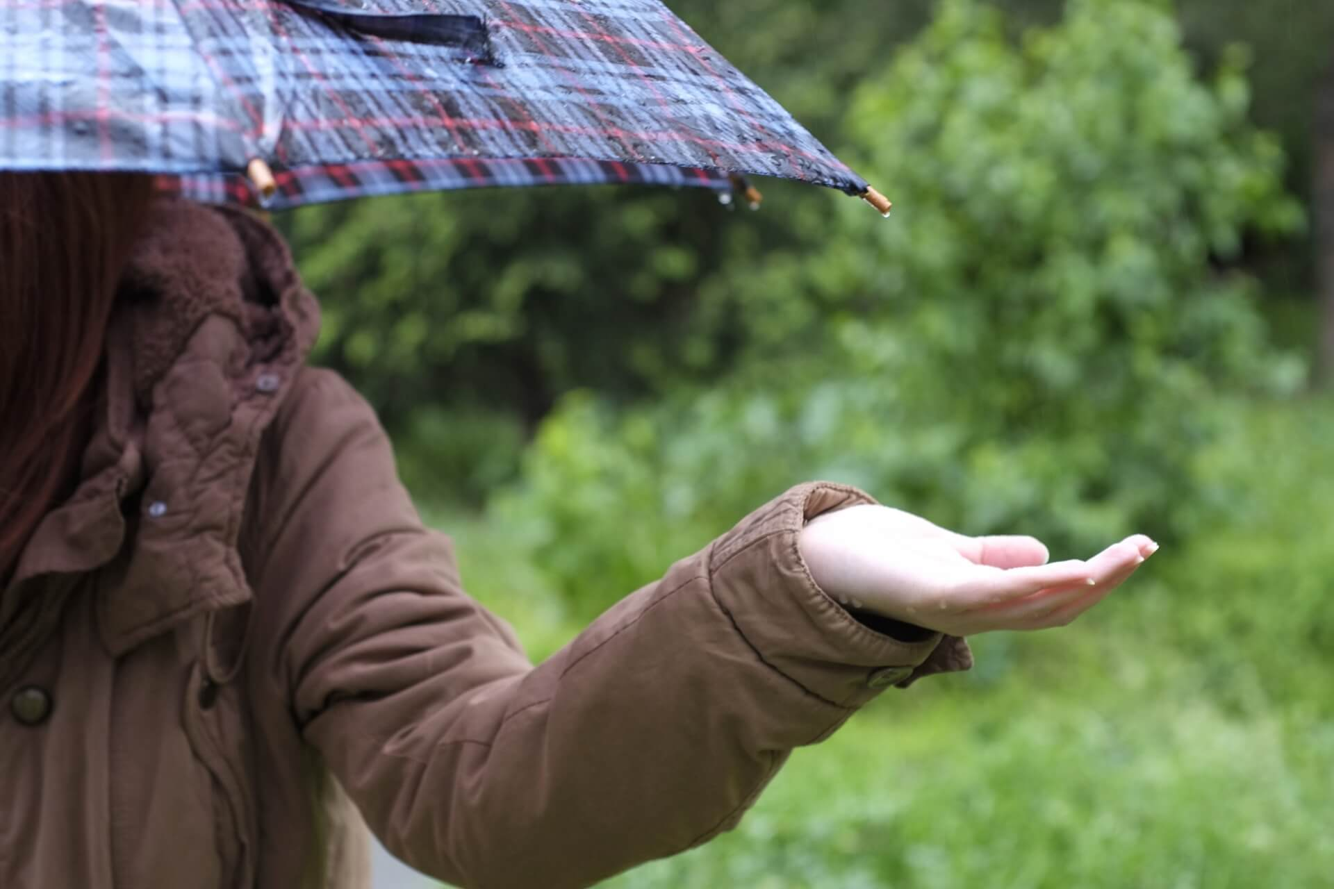旅行時の雨でも伊豆では大丈夫