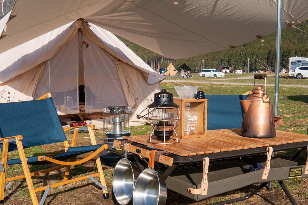 伊豆でおすすめのキャンプ場